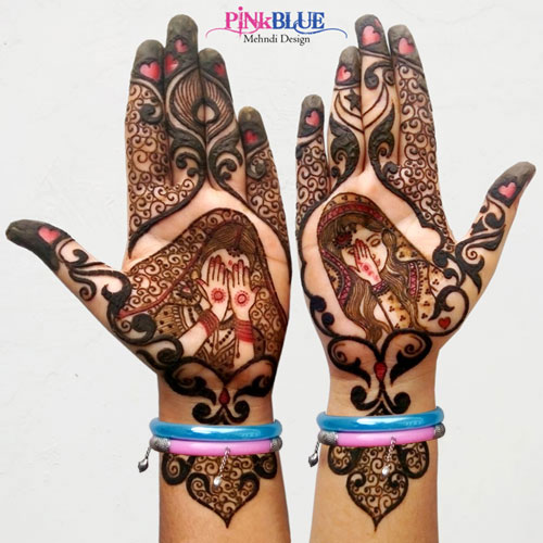 Latest Bridal Mehandi Designs Beautiful Indian Dulhan Mahendi